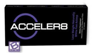 Acceler8 коробка на 30 таблеток