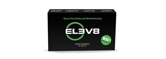 Elev8 коробка на 30 таблеток